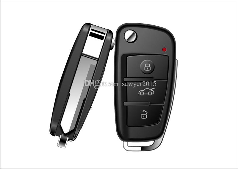 S820 HD 1080P car key camera with IR night vision Motion Detection Mini DVR Keychain pinhole camera digital Audio video recorder