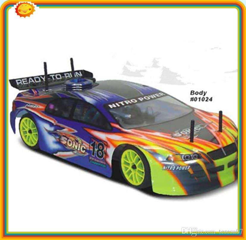 New Sonic Rc Nitro Car On Road Racing Oil Rc Car