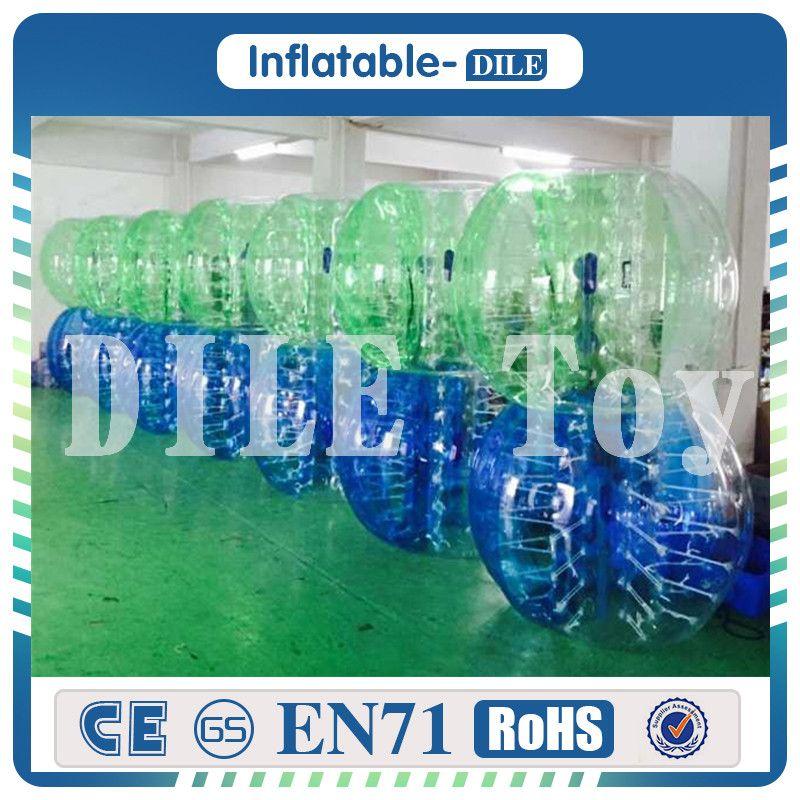 دائم 1.5M نفخ كرة القدم فقاعة الكرة الوفير الكرة الجسم Zorbing فقاعة كرة القدم الإنسان الحارس فقاعة Zorb الكرة