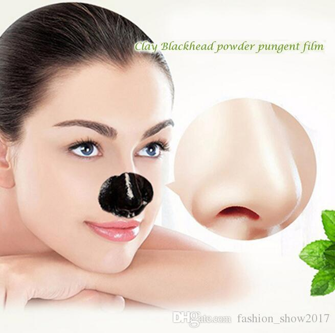 Pilaten Facial Black Mask Gesichtspflege Nase Akne Mitesser Entferner Mineralien Porenreiniger Maske Black Head Strip maquiagem