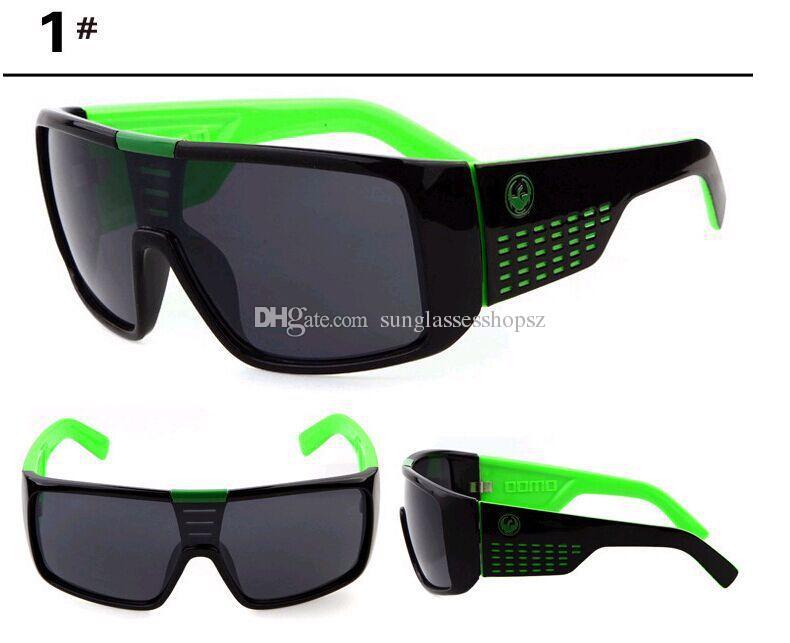 Brand Siamesischer Spiegel 2030, Mode Freizeit Reiten Übung Anti-UV-Sonnenbrille, hochwertige Sonnenbrille