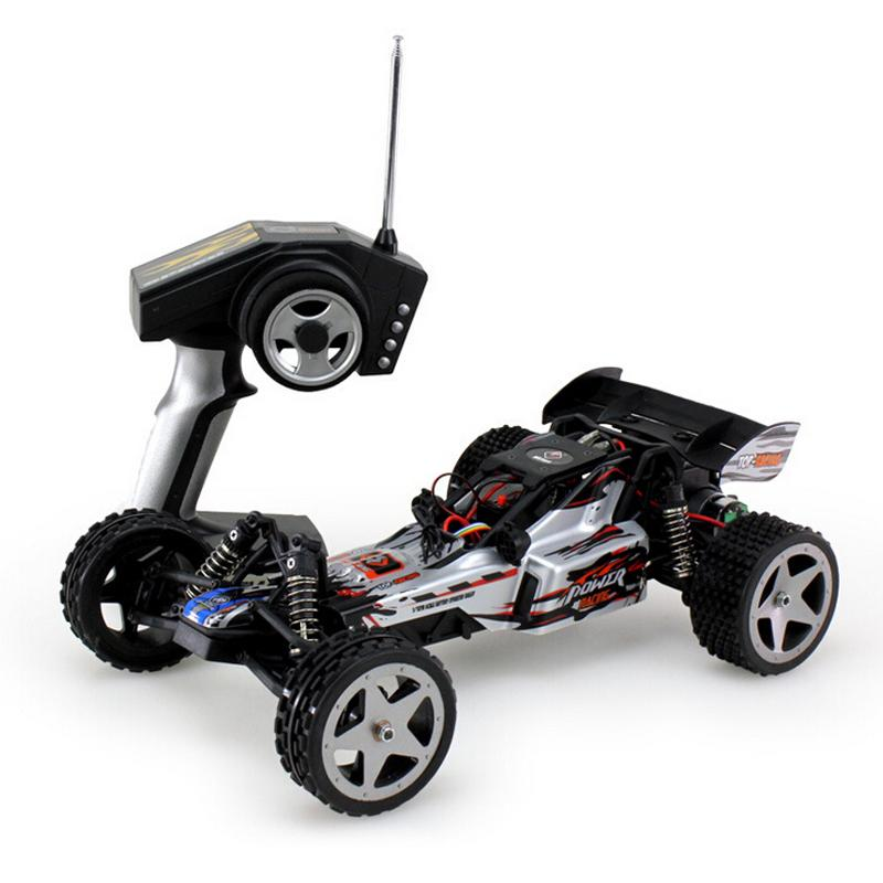 High Speed Wltoys Rc Racing Car Buggy Truggy Scale