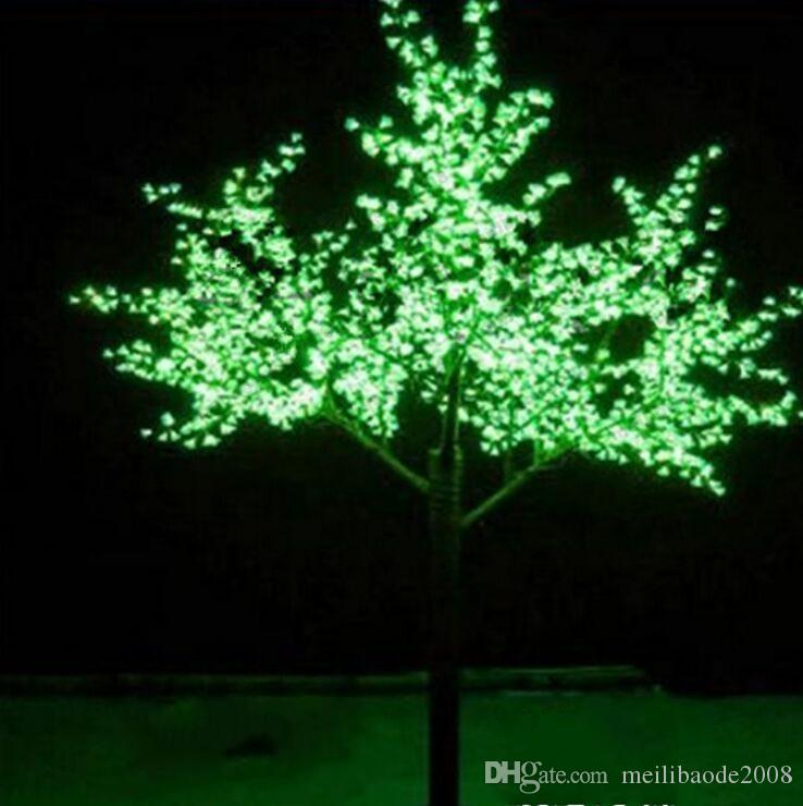 2.5M*2.3M 220W outdoor garden landscape Christmas decorative led artificial trees light MYY159