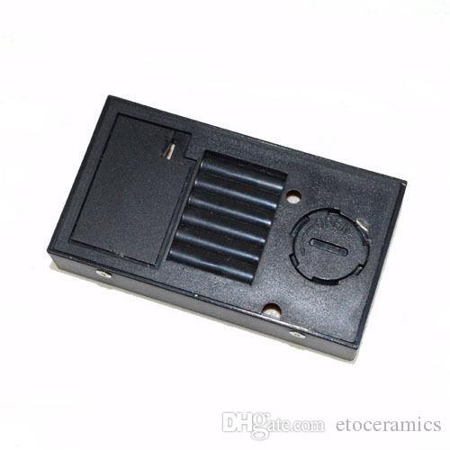 ミニデジタルLCD車/屋外温度計湿度計TH05 Th05 Th05 Thermeters Hygrometers in DHLフェデックス