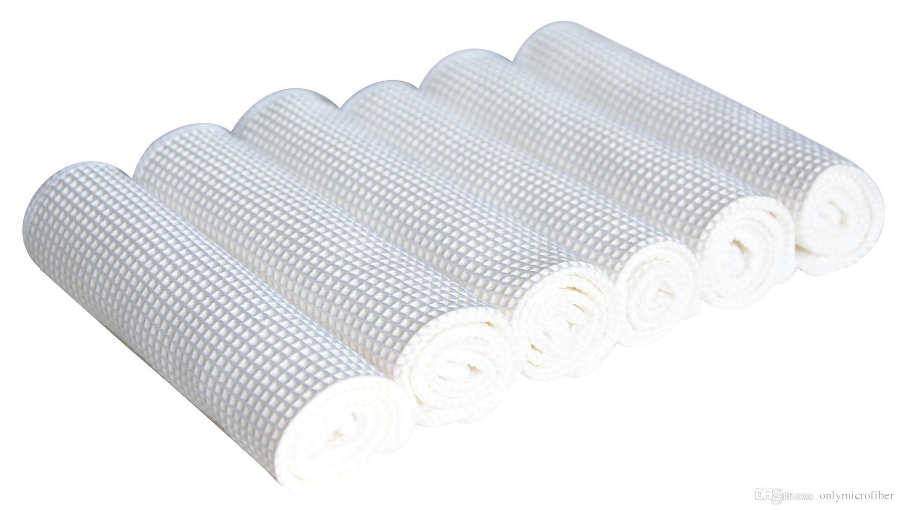 Sinland 40x60cm Microfiber Deep Waffle Weave Kitchen Towels Dishcloths  Microfibre Dish Cloth Car Detailing Cloths Decorative Hand Towels Hooded  Bath Towels ...