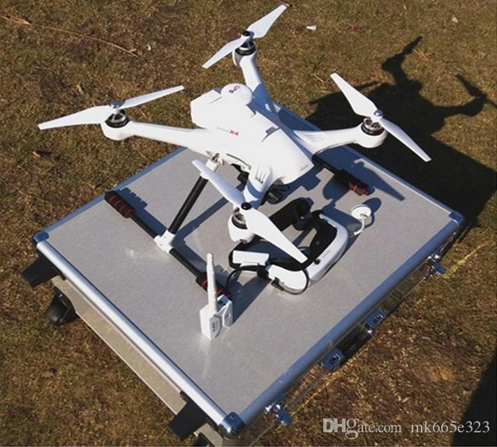Walkera Scout X4 Ready to Fly FPV RC Quadcopter with Ground Station, 3 Axis  Brushless Gimbal