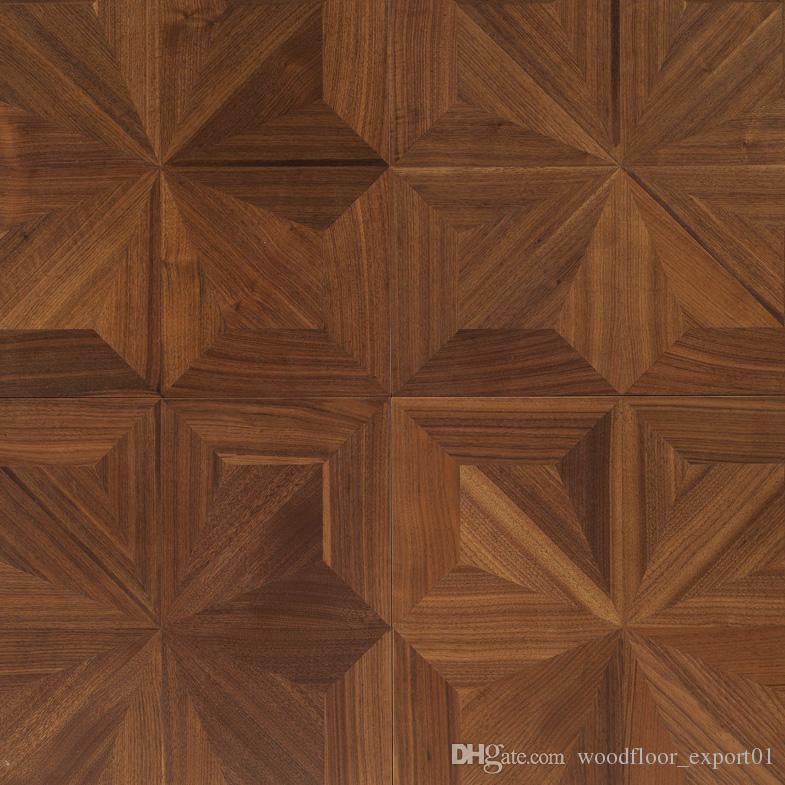 2018 Wood Wax Wood Floor Wings Wood Polygon Decorative Wood Floor