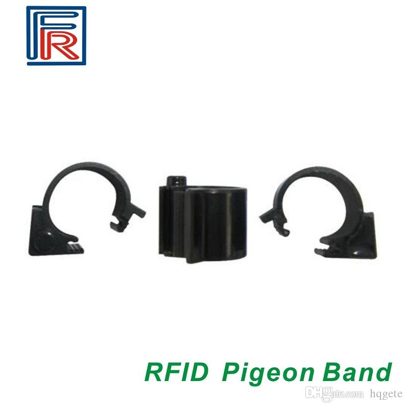 2016 High quality 125KHz RFID Pigeon Bands with TK4100 chip waterproof animal foot ring tag read-only