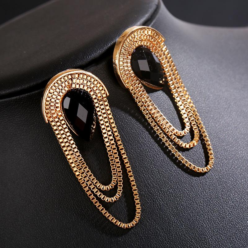 Cool Aliexpress.com  Buy 2015 New Arrival Women Jewelry Set Gold Plated With Austrian Crystal ...