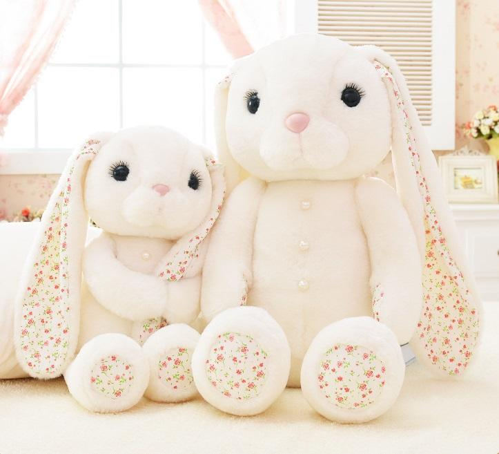 2019 Long Ear Rabbit Plush Toys Children S Metoo Suffed Animals