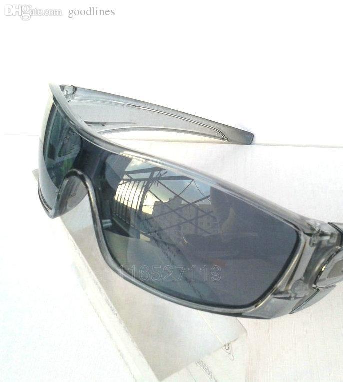 Wholesale-New Style Men\'s Batwolf Sunglasses Gray Frame Gray Lens ...