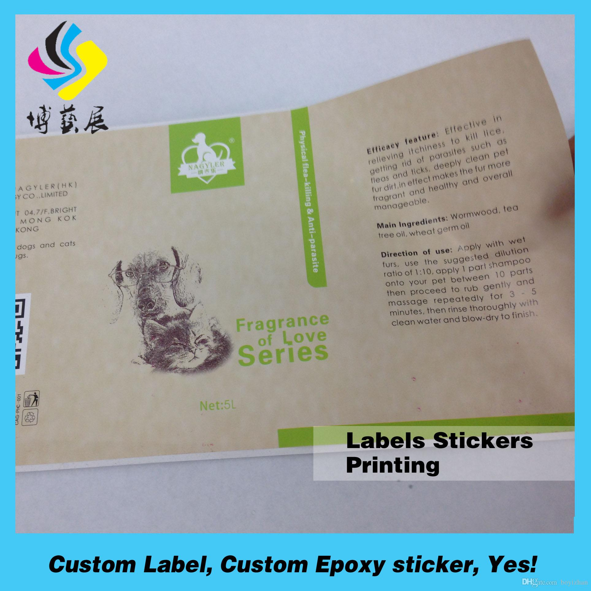 Custom Eco Friendly Food Adhesive LabelsFood Packaging - Custom stickers eco friendly