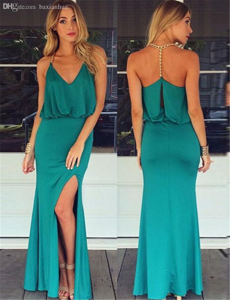 Wholesale Womens Sexy Dresses Party Night Club Dress Black Blue ...