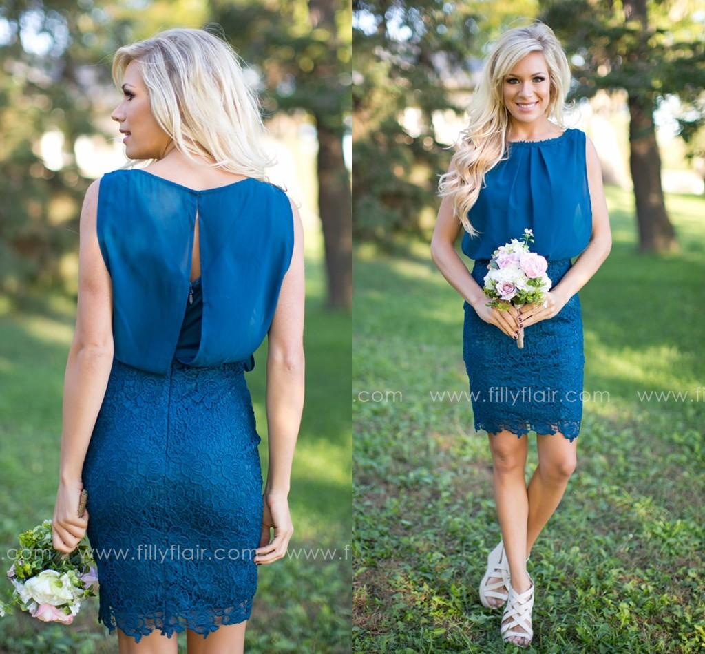 Filly flair cheap bridesmaid dress simple lace dress sheath bateau filly flair cheap bridesmaid dress simple lace dress sheath bateau zipper chiffon bridesmaid formal dresses mini bridesmaid gowns plus size dresses ombrellifo Choice Image