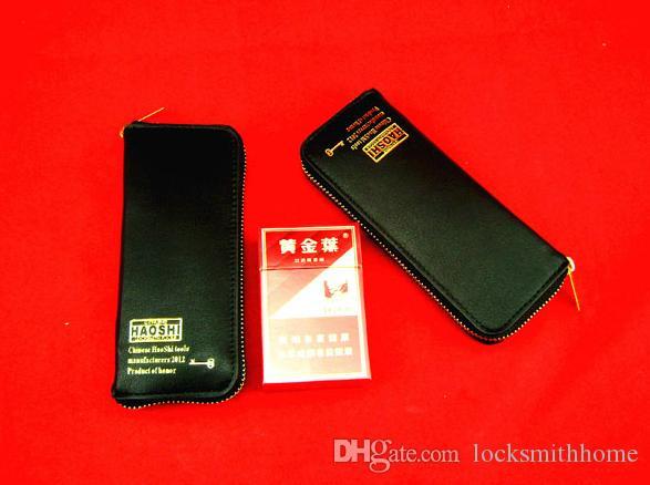 Haoshi 스테인레스 스틸 / 봄 철강 자물쇠에 대한 Picklock 도구 잠금 자물쇠 도구 자물쇠 선택
