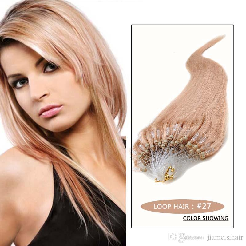 Top Rated Micro Loop Ring Hair Extensions 27 Clearance Price 16 24