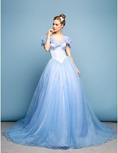 Light Blue Princess Wedding Dresses – fashion dresses