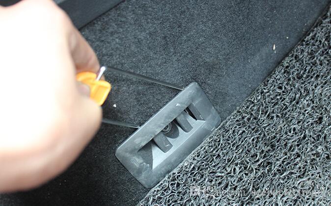 سيارة رف لوحة تريم الصوت ستيريو داش مجددة صب إزالة تثبيت أدوات حدق