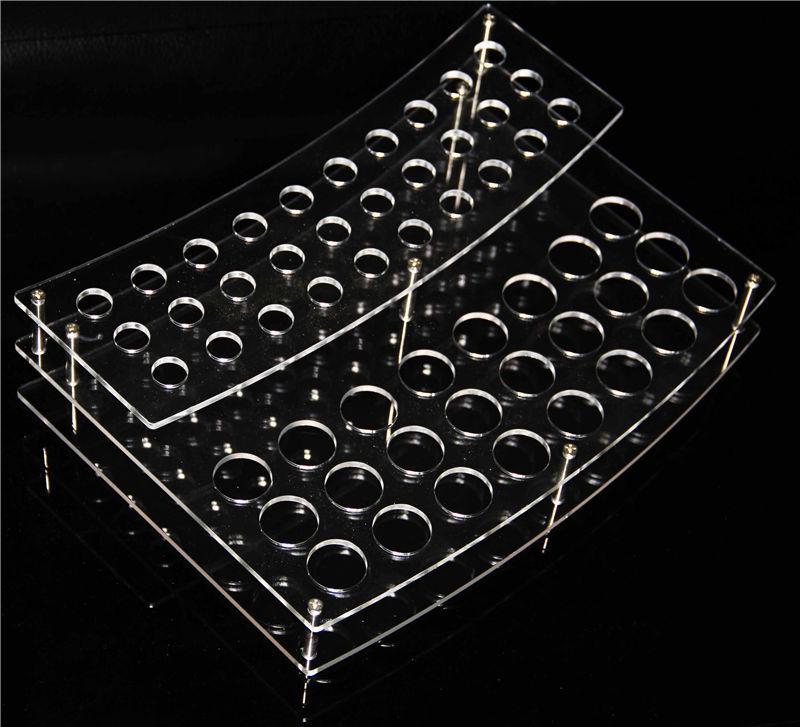 акриловые электронной сигареты стоя дисплей ясно витрина для vape ecig rda танк атомайзер ego evod батареи e бутылки жидкости показать полка держатель стойки