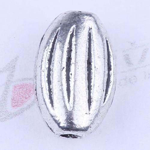 Nouvelle mode argent rétro petit trou Perles Fabrication DIY bijoux pendentif fit Collier ou Bracelets charme / 2740y