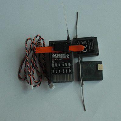 AR9020 9-Channel ds--m-X/X-Plus Receiver
