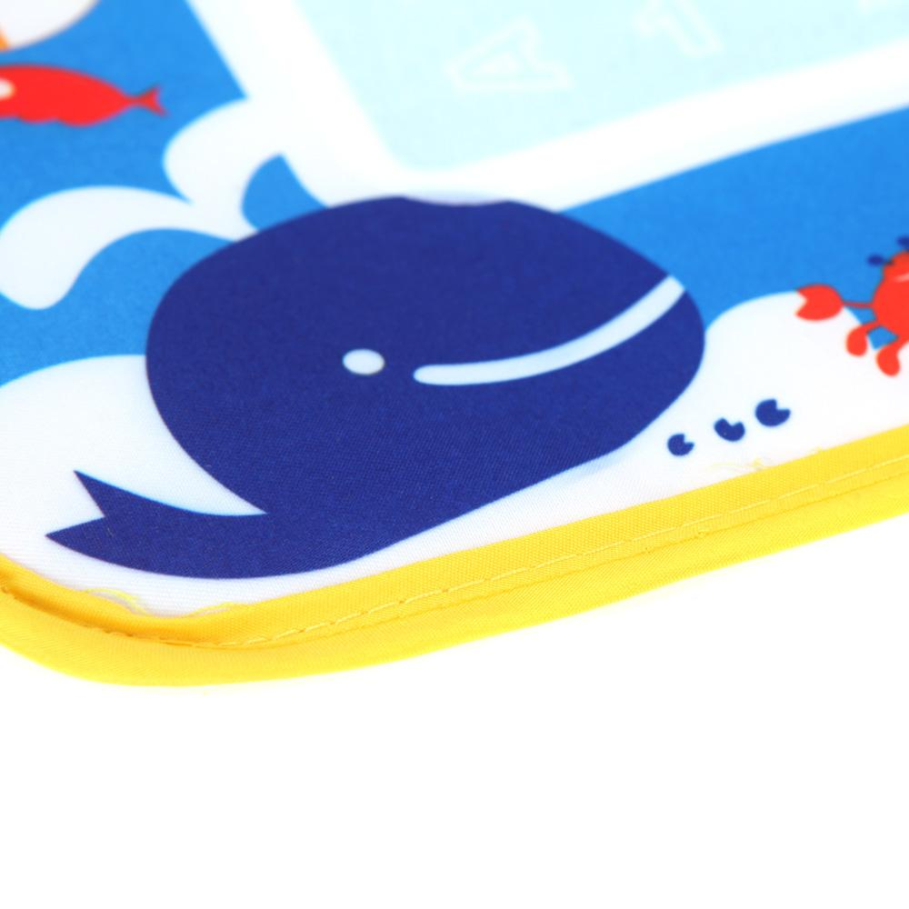 Kids Drawing Water Mat Tablet Aqua Doodle 45 * 29cm Multicolour Drawing Board + Drawing Pen Magical water canvas