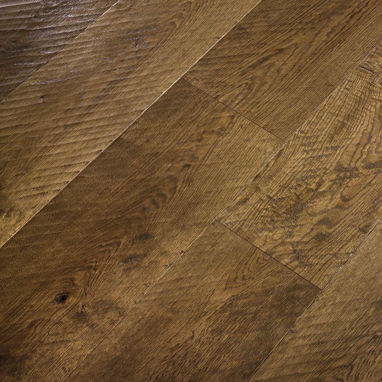 2018 Antique Oak Wood Flooring Large Living Room Floor Crack Floor