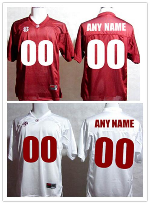 0a53f0c01 Factory Outlet- Custom New American College Football Jerseys Alabama  Crimson Tide Jerseys NCAA Jersey with Any Name And Number Embroidery Lo  College ...