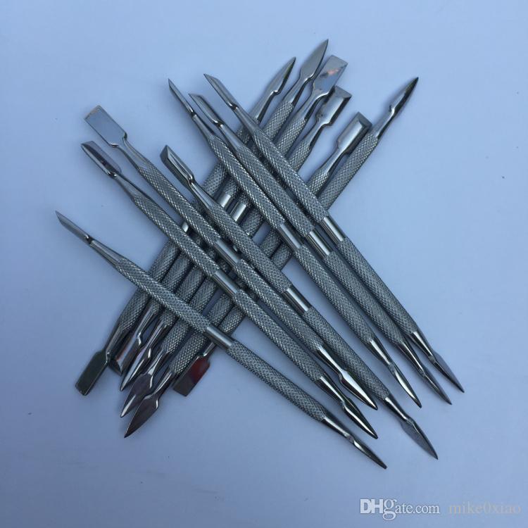 Elektronik Sigaralar Paslanmaz Çelik Dabber Aracı kuru ot buharlaştırıcı bitkisel Atomizer ve Balmumu Clearomizer AGO G5 vs h çivi