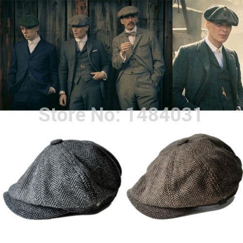 Cabbie Newsboy Gatsby Cap Mens Ivy Hat Golf Driving Summer Sun Flat  Octagonal Cool Hats Lids Hats From Taigu502 22b95455d27