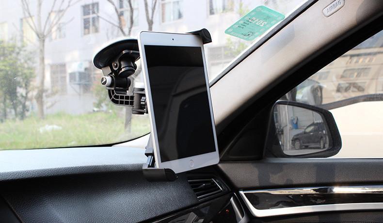 Universal Car Tablet Holder Mount Holder Galaxy Tab 4 Tablet Holder en el coche 10