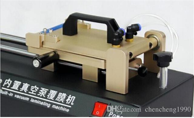 Eingebaute Vakuumpumpe OCA Film Laminator Laminiermaschine für Max 6 Zoll Smartphone Handy Glas LCD Touchscreen Reparatur Werkzeuge
