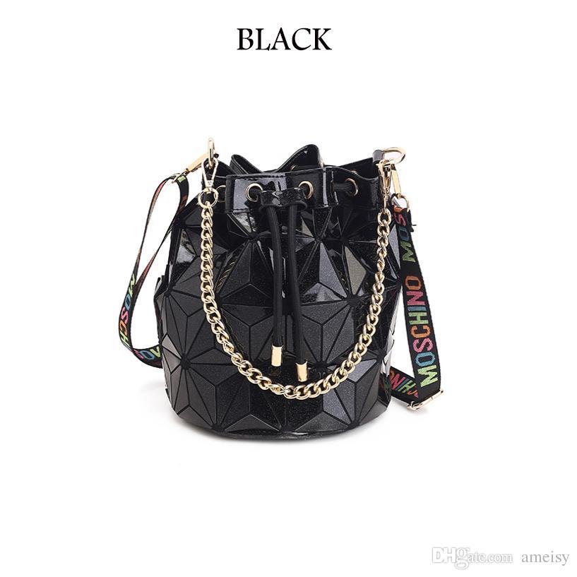 Hot Sale Famous Brand Designer Handbag Bao Bao Women Bag Geometric Handbags  Plaid Chain Shoulder Crossbody Bags Laser BaoBao Diamond Bag Designer  Handbag ... e740c84f344a0