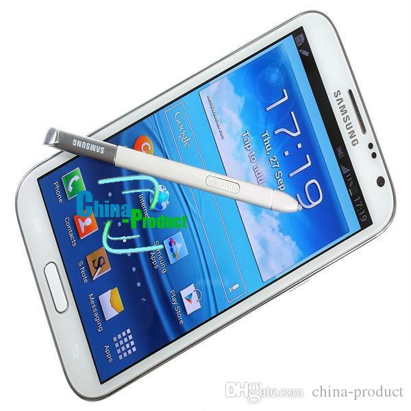 Original Samsung Galaxy nota II 2 N7100 Android 4.1 Celular 5.5