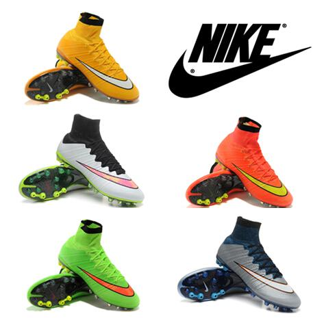 2018 Nike Mercurial Superfly Cr Ag Firm Ground Metallic Boots 100% Original Nike  Boys Soccer Cleats Mixed Sizes Styles Mens Soccer Shoes From ...