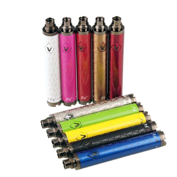 Самые популярные Mini Vision Spinner 2 II 850mah батареи переменного напряжения 3.3-4.8 V для электронной сигареты испаритель атомайзер танки vape ручки