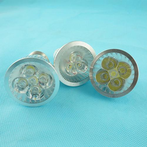 LED Spotlight Bulb High Power CREE LED 9W 12W 15W E27 GU10 MR16 Base Type Warm White Pure White Cool White+CE ROHS