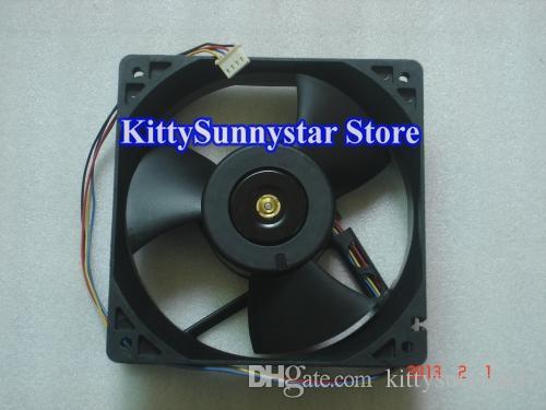 Delta 120x32mm EFB1212HHF R00 12V 0.8A 3Wire case fan,4Wire Catalyst 4506 Fan