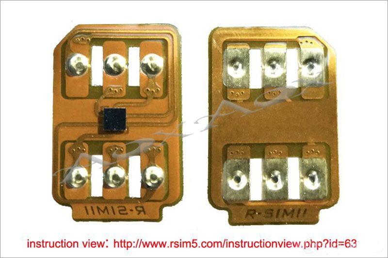 RSIM 10+ R SIM 10plus RSIM 10+ Rsim10 + Schalte Karte für iphone 6s 6 5S 5 4S ios9 9.x 3G 4G CDMA Sprint, AU, Softbank s direkte Nutzung keine Rpatch