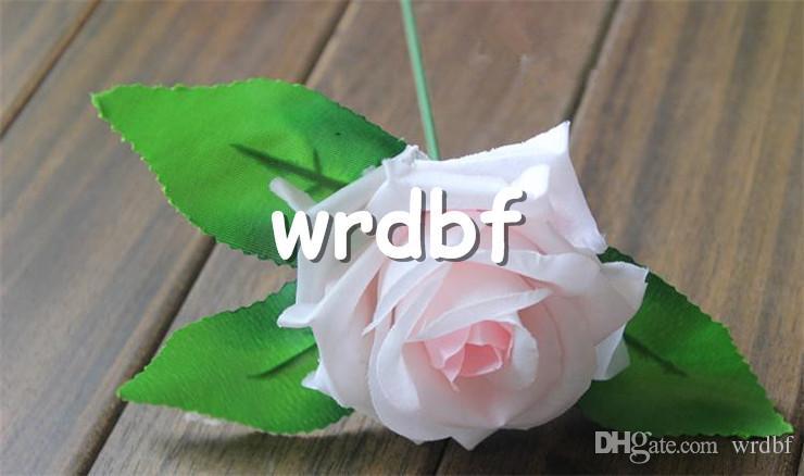 HOT Silk Única Haste Rose 26 cm / 10.24