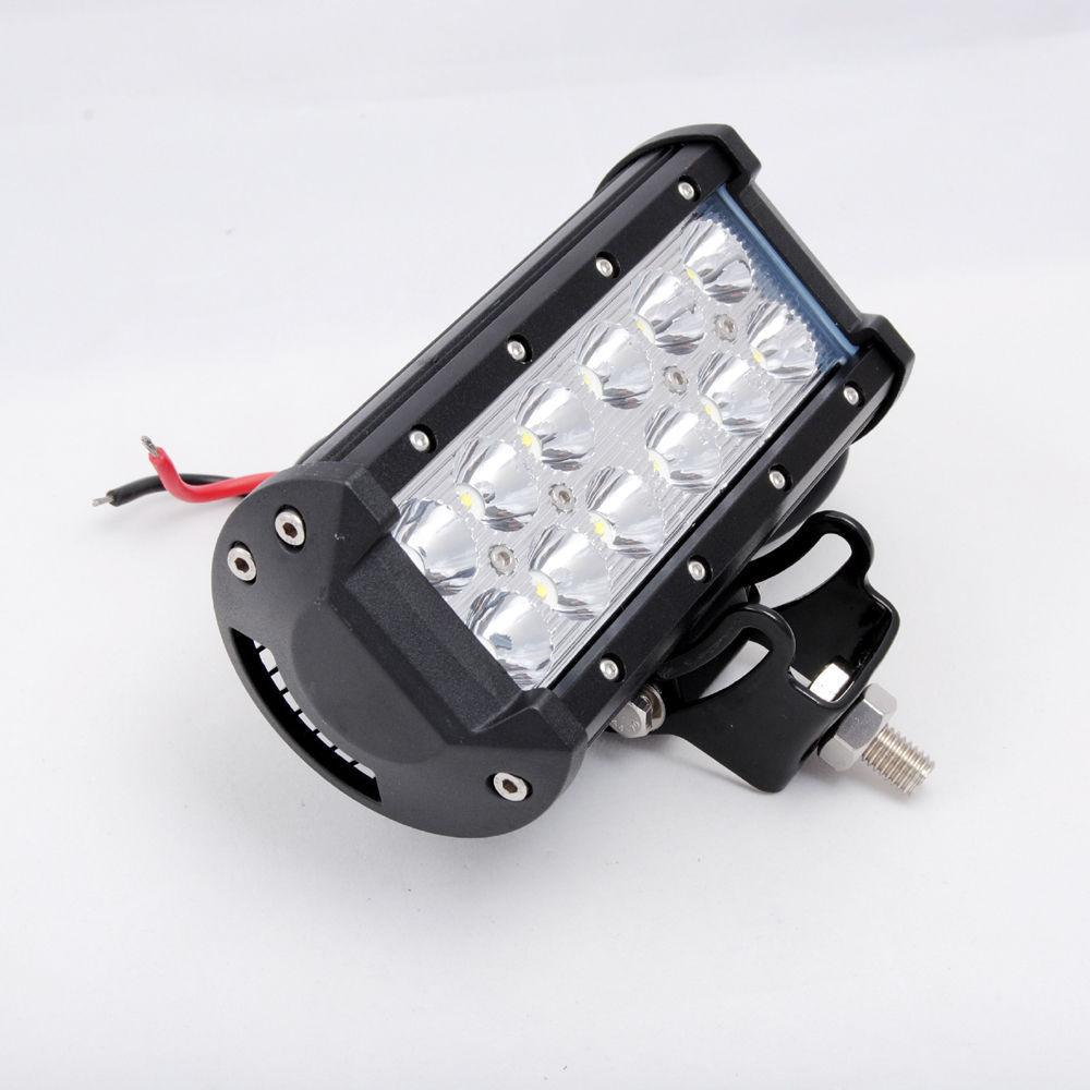 7 Inch 36W Cree Car LED Work Light Bar 2800LM Spot Beam ALL Cars 4x4 Off Road Lamp