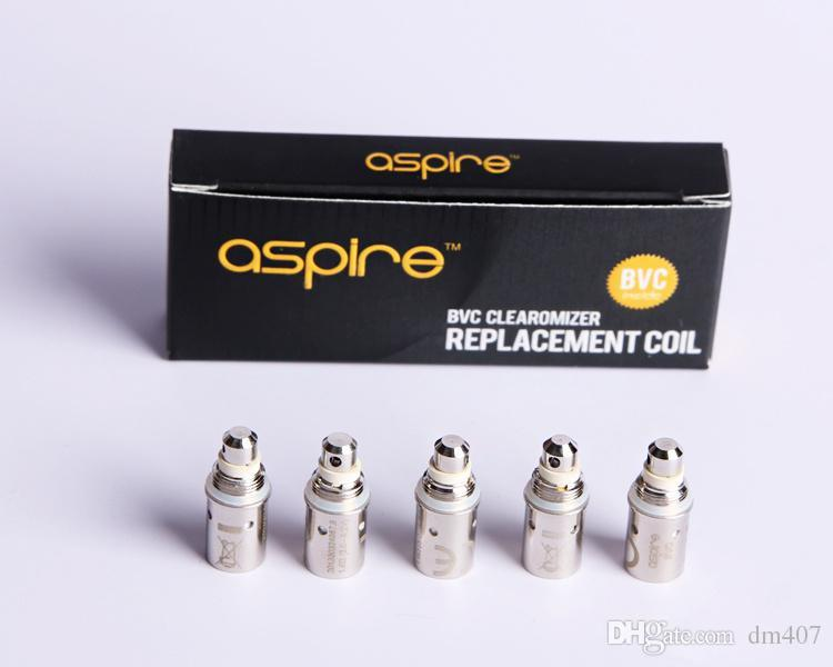 in stock aspire bvc coils fit for ets aomizer aspire vivi nova