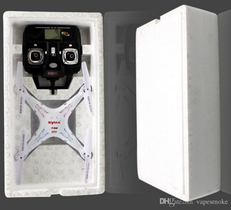 New Version SYMA X5C 2.4GHz 4CH HD FPV Camera 6 Axis RC Helicopter Quadcopter Gyro 2GB TF Card with 2MP Camera RM475