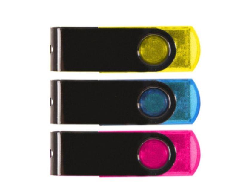 DHL 16GB 32GB Swivel Memory Stick Flash Drive Storage USB 2.0 Silver Hot U Disk Blister Packaging 16G 32G Metal Plastic
