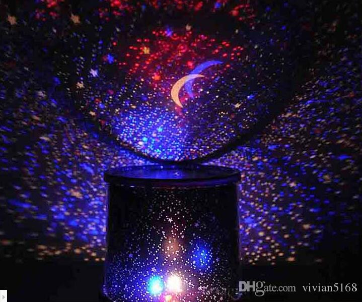 2018 Led Projecting L Amazing Sky Star Master Night Projector