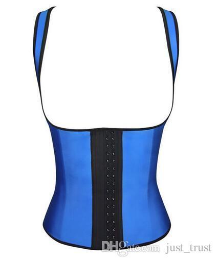 Плюс размер XS-6XL Женщины великокняжеского Резиновый корсет Sports сексуальный талии Обучение формочек тела стали кости бюстье растениеводство заказ смешивания
