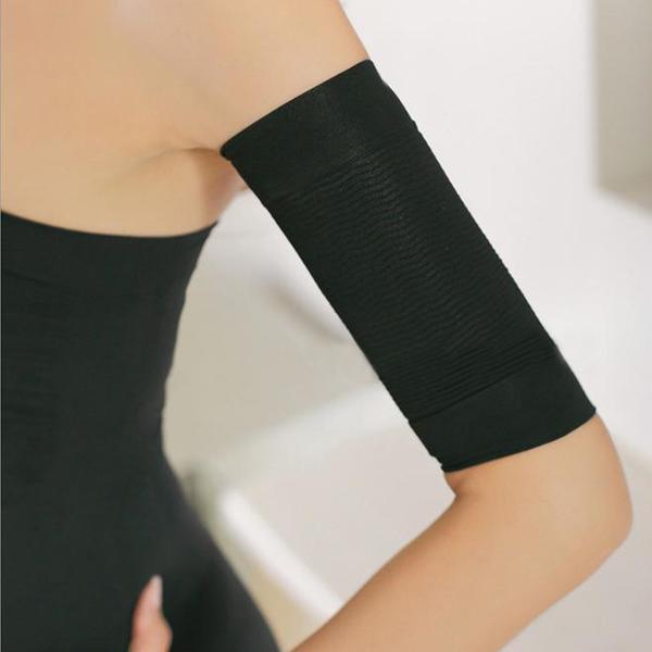Donne grasso buster bruciatore calorie fuori dimagrimento braccio shaper perdita di peso sottile cellulite avvolgere fasce massaggi massaggio ragazze signore