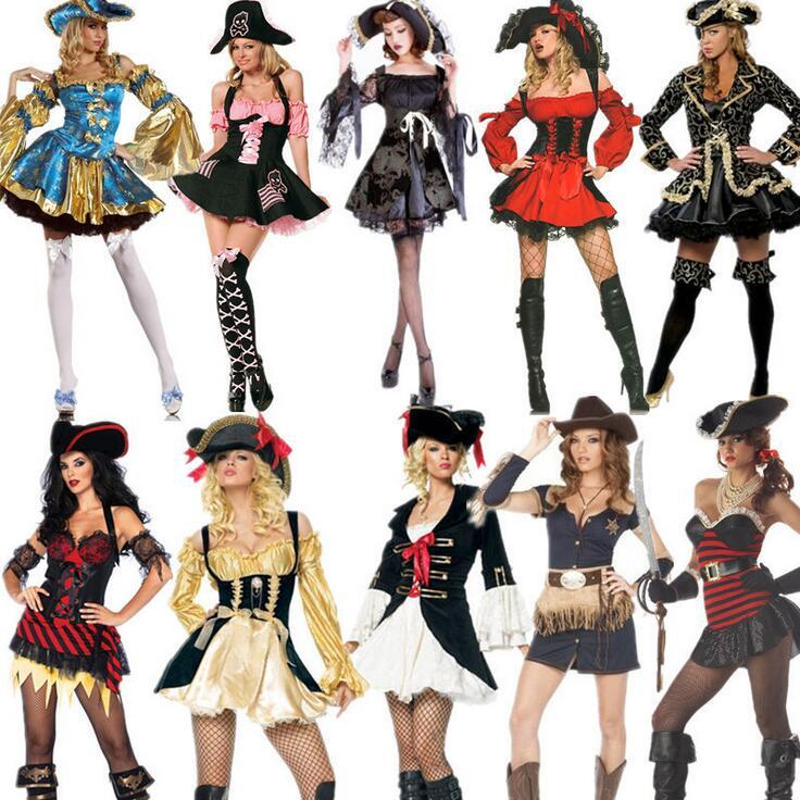 Halloween Costume Pirate Japan Europe And The United States Bar ...