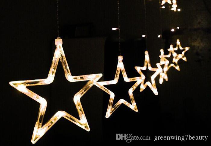 Beautiful Star Christmas Lights Christmas Decorations For Room And Outside  Party And Holiday Decorations Star Light Decorate Christmas Decorate  Christmas ... - Beautiful Star Christmas Lights Christmas Decorations For Room And