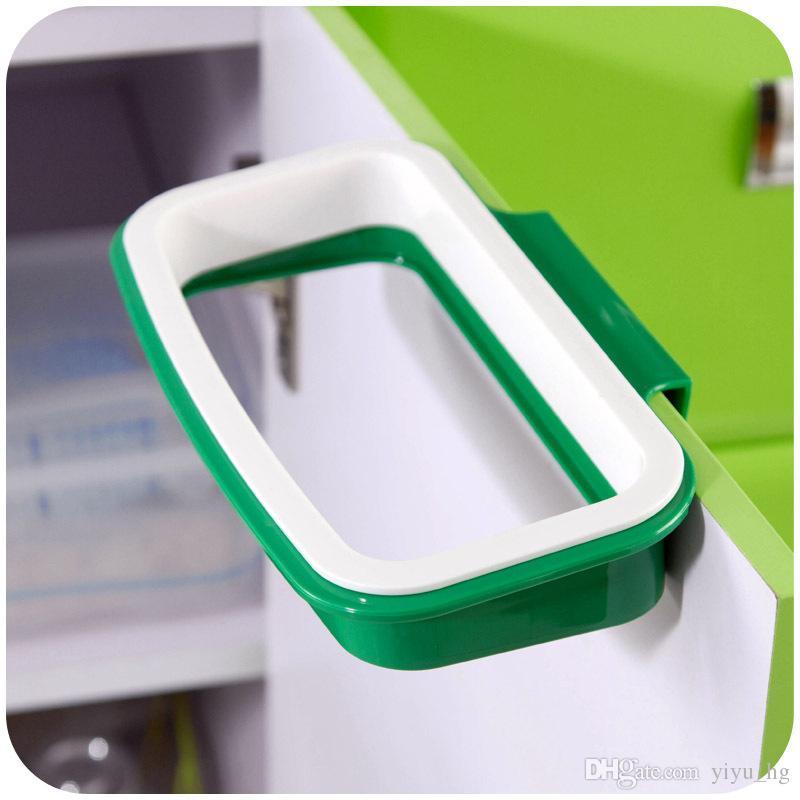 Будь вешать кухонный шкаф дверь обратно стиль подставка для мусора, мешки для мусора, хранения 2016 стойку горячей продажи